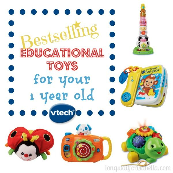 Learning Toys For One Year Olds : Educational toys for your year old olds