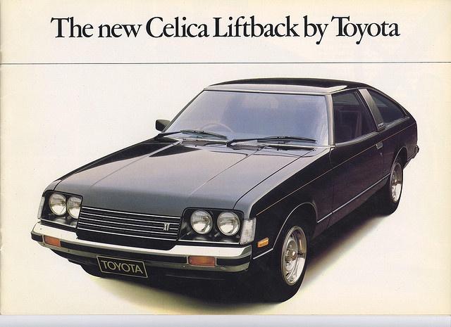 Toyota Celica Liftback RA 40