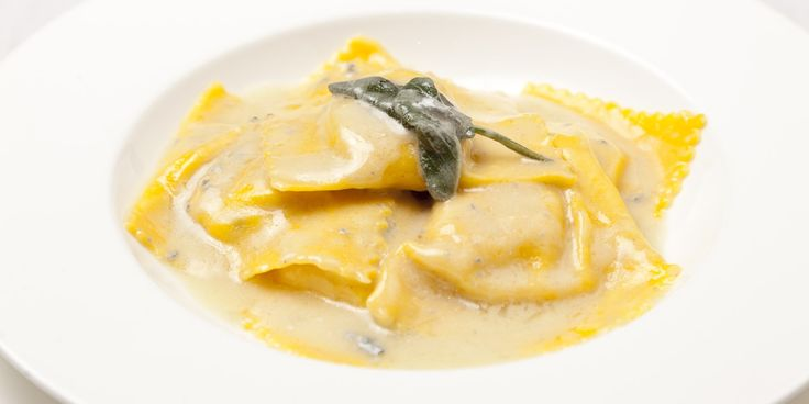 Theo Randall shares a brilliant butternut squash ravioli recipe, sure to please anyone with a pasta maker