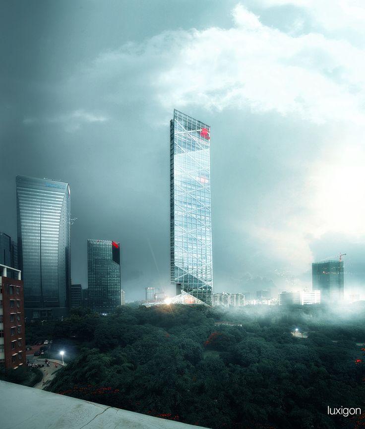 MORPHOSIS - Tower - Shenzen, CN