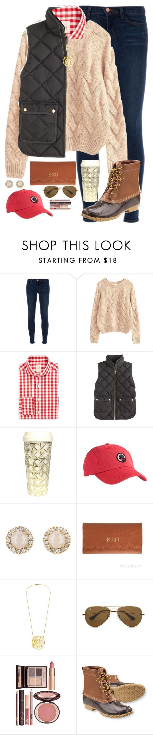 """""""Day 3 - going on a hayride"""" by pnw-prep ❤ liked on Polyvore featuring J Brand, Strong Suit, J.Crew, Kate Spade, Southern Proper, Ray-Ban, Charlotte Tilbury, L.L.Bean and miasfallcontest"""