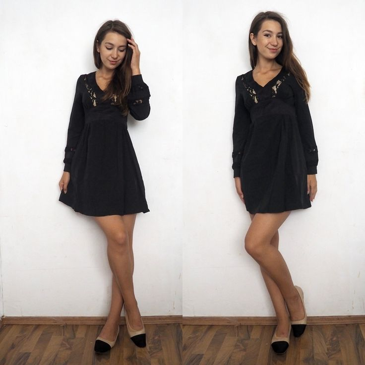 mała czarna little black dress