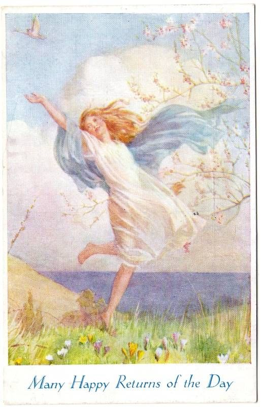 1000+ Images About Margaret Tarrant-Painter Of Light On