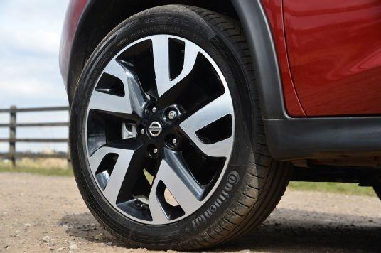 Nissan Juke new OEM Europian Rims
