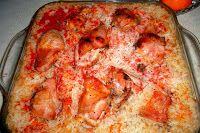 курица, курица с рисом, блюда из курицы