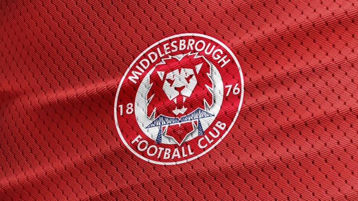 Middlesbrough FC Crest Concept on Behance