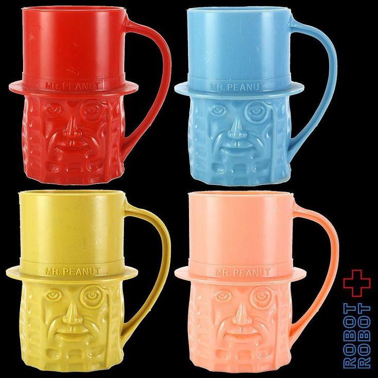 ミスターピーナッツ プラスチックマグカップ Planters MR.PEANUT Character Plastic Mug Cup #advertising #アドバタイジング #アドバタイジング買取 #企業物買取 #フィギュア #figure #アメトイ #アメリカントイ #おもちゃ #おもちゃ買取 #フィギュア買取 #アメトイ買取 #vintagetoys #中野ブロードウェイ #ロボットロボット  #ROBOTROBOT #中野  #WeBuyToys
