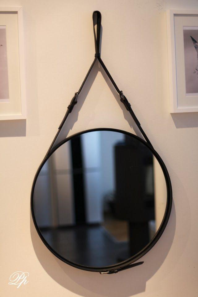 Pinglans Pärlor: DIY Gubi Adnet look-alike spegel