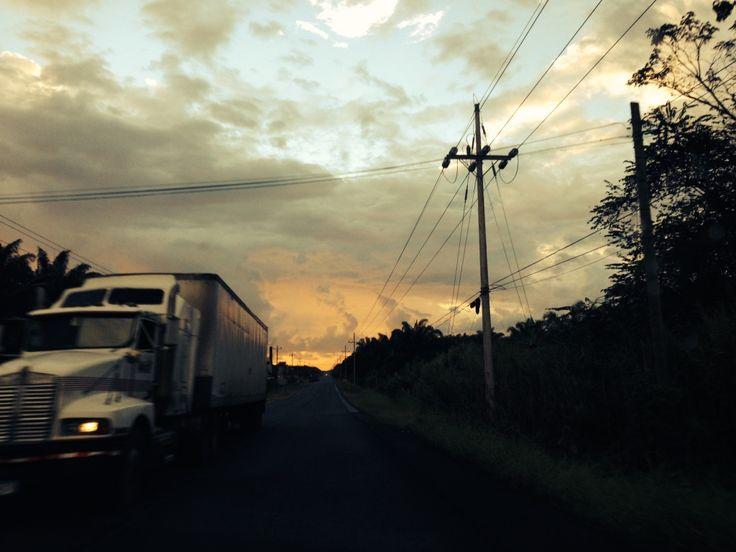 Mit dem Auto der Pazifikküste entlang zu den schönsten Naturparks in Costa Rica.