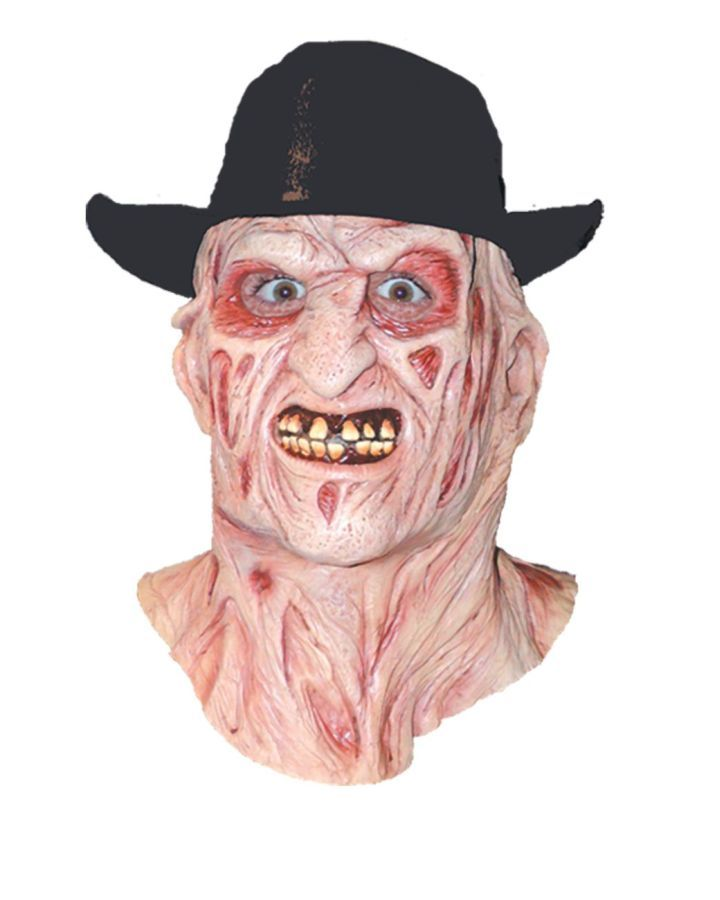 Cool Costume Accessories Freddy Krueger Mask With Hat just added...