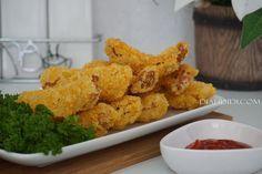 Diah Didi's Kitchen: Sosis Goreng Balut Panir