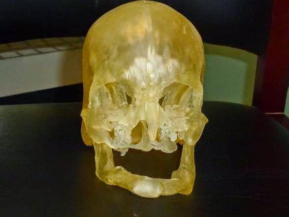 Lapislazzuli Blu: Il #volto #umano #stampato in #3D  #Renderà più #p...