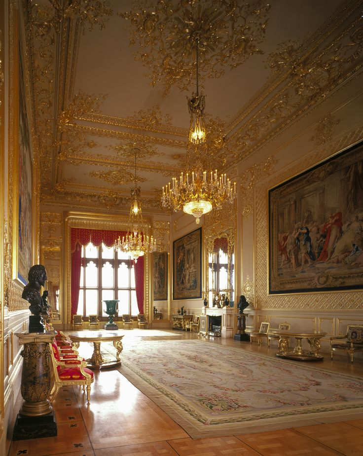 Grand Reception Room - Windsor Castle