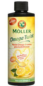 Möller Twist - tätä pitää kokeilla!