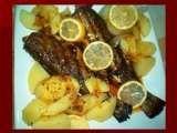 Receita Carapau grelhado com molho salsa de A cozinha do Dom Paulo