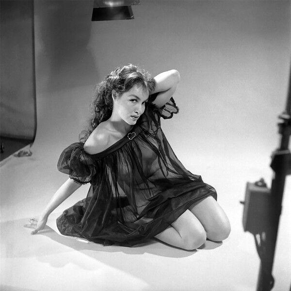 Saucy photo of Julie Newmar
