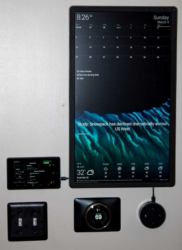 Homeboard In 2020 Smart Home Home Automation System Home Automation