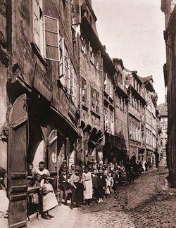 JewishQuarter,Josefov,Prag