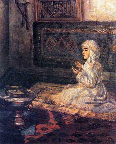 Müfide Kadri, Dua Eden Kadın, 1912