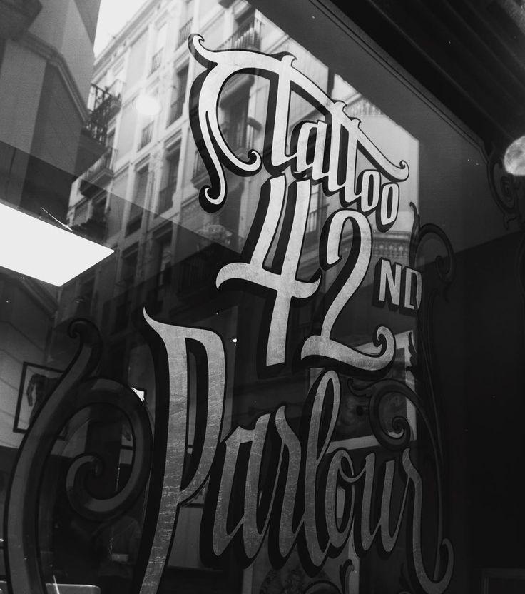 Llega el invierno   Llegan las ofertas navideñas  Llegan los vales regalo   Llévate un recuerdo de por vida para los que más quieres! . Iremos soltando información por nuestras redes . Te lo vas a perder? . Lettering work - @feroddone  #42nd #42ndtattoo #42tattoo #barcelona_tattoo_community  #blackworkers #tattoo #tattooer #dotwork #handpoked #blackandgrey #traditional #viking #asiatic #art #barcelona #tttism #tattoosnob #tattoodo #barcelona_tattoo #traditionalartist #handpokedartist…