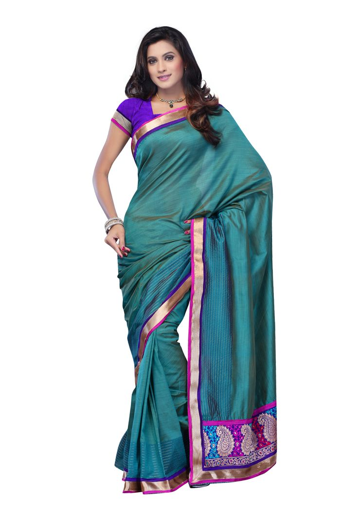 Designer Sky Blue Sarees  Check out this page now :-http://www.ethnicwholesaler.com/sarees-saris