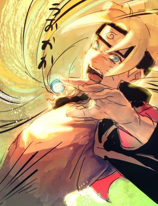 Be good and don't expect anything in return - electric-firefly: {x}   Artist: @agunamaka  ...#boruto #uzumaki