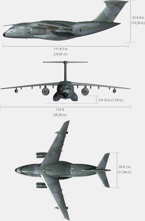 Embraer KC-390 via @Flightglobal