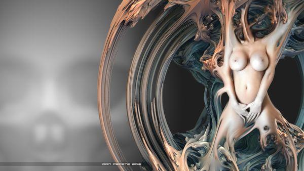 ff_[framefractals] N.006 by Dan Pecete