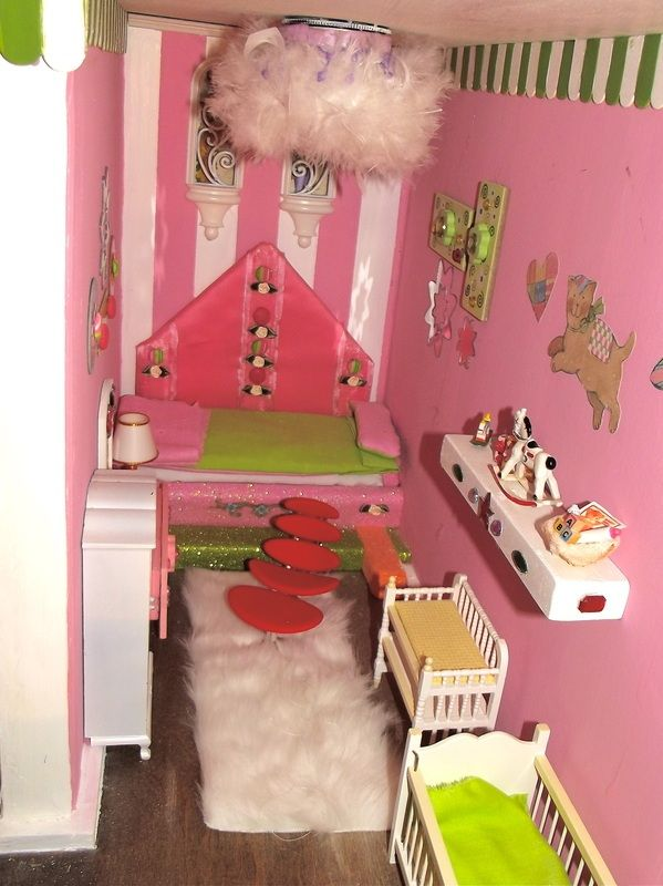 Child's Bedroom .