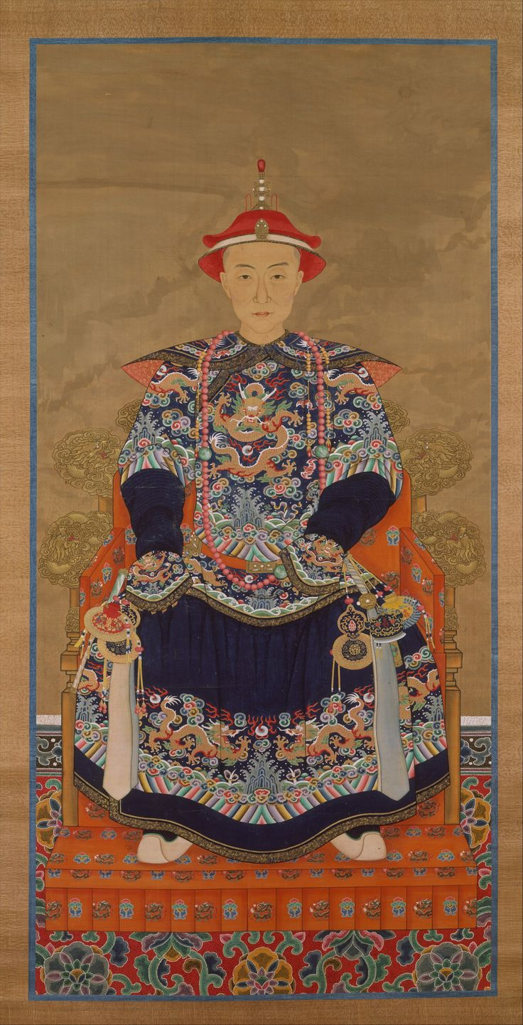 1000+ ideas about Qianlong Emperor on Pinterest   National ...