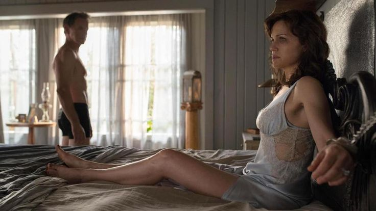 Gerald's Game (2017) - When her husband's sex game goes wrong Jessie -- handcuffed to a bed in a remote lake house -- faces warped visions dark secrets and a dire choice.