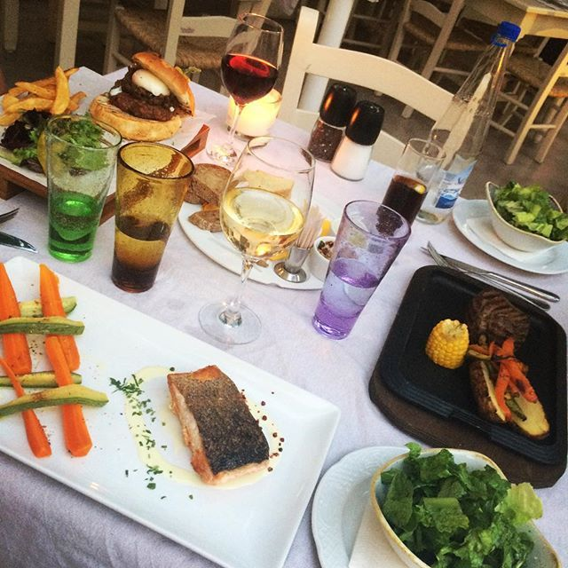 What we start first? #AlanaRestaurant #SeenAtAlana #Rethymno Photo credits: @emilie_andersen98