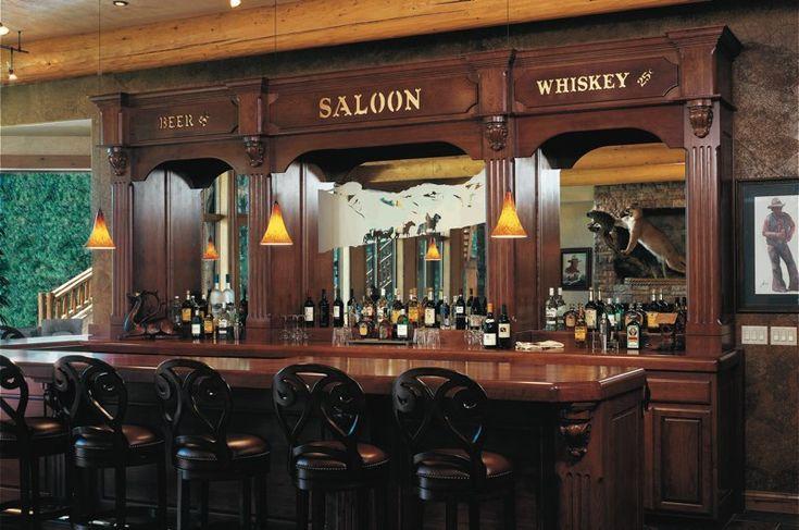 Best 25 saloon decor ideas on pinterest wild west for Western basement ideas