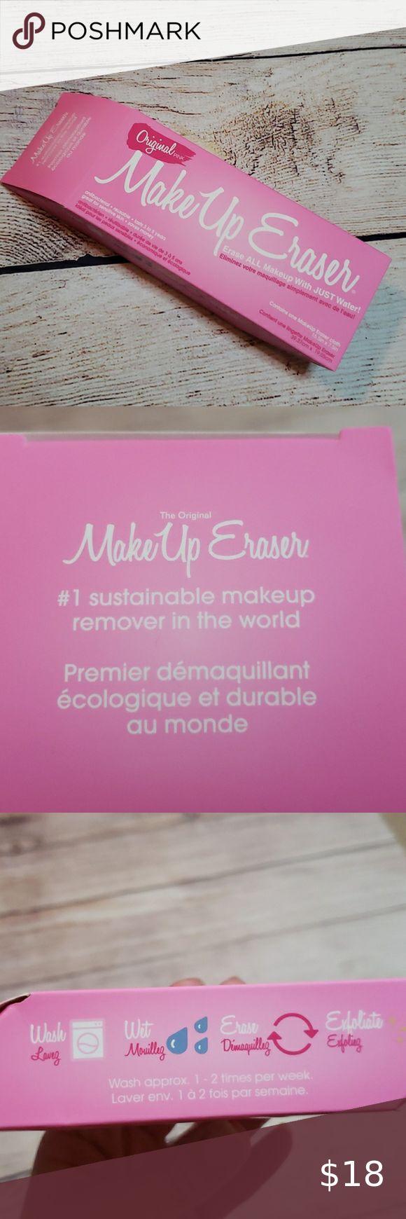 ORIGINAL MAKEUP ERASER in 2020 Makeup eraser, Makeup