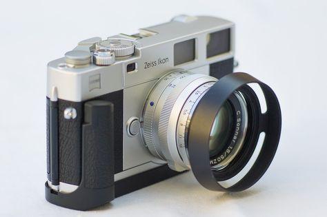 Zeiss Ikon ZM film camera.