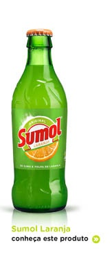 Sumol...Portuguese soda that's, I believe 40% orange juice..comes in different flavors including orange and pineapple..my kids love it.