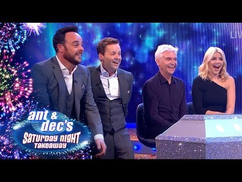 Make Em Laugh With Holly Willoughby and Phillip Schofield - YouTube