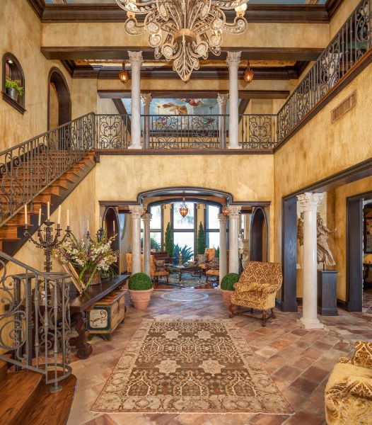 Home Mediterranean Homes Dream: 1675 Best TUSCAN DECOR Images On Pinterest