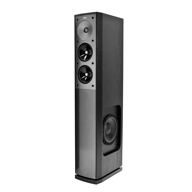 The Jamo S 606 is the most recent addition to the highly successful S 600 series of Jamo speakers. Combine a pair of these with a Jamo subwoofer like the SUB 250 and you have a very potent, stylish system.