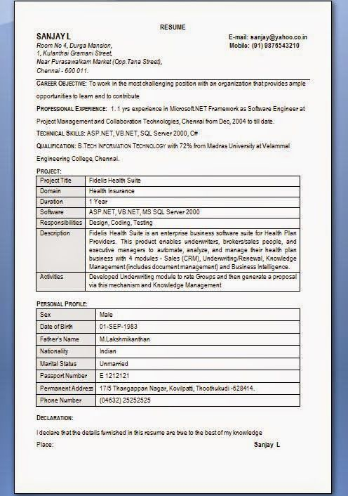 13 best resume images on Pinterest Resume templates, Cover - how to write a profile resume