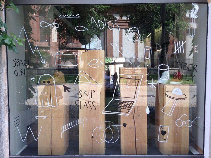 Giada Montomoli for  Southfresh Launch capsule at Mas Milano