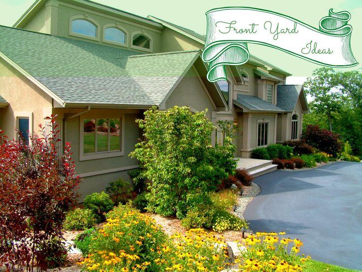 1000 ideas about front yard landscape design on pinterest for Great landscape design