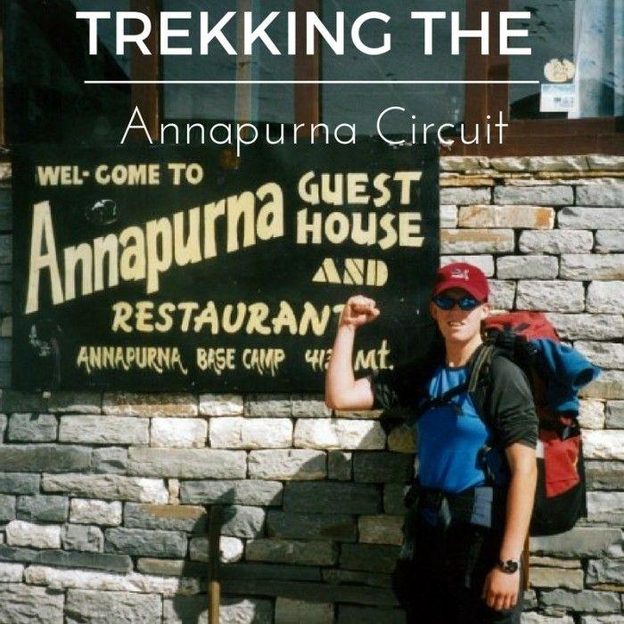 Trekking the Annapurna Circuit