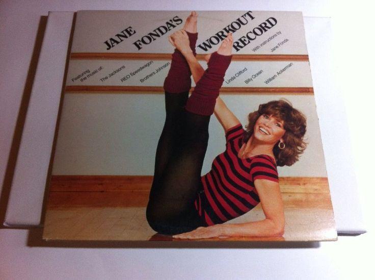 Best 25 Jane Fonda Workout Ideas On Pinterest Jane