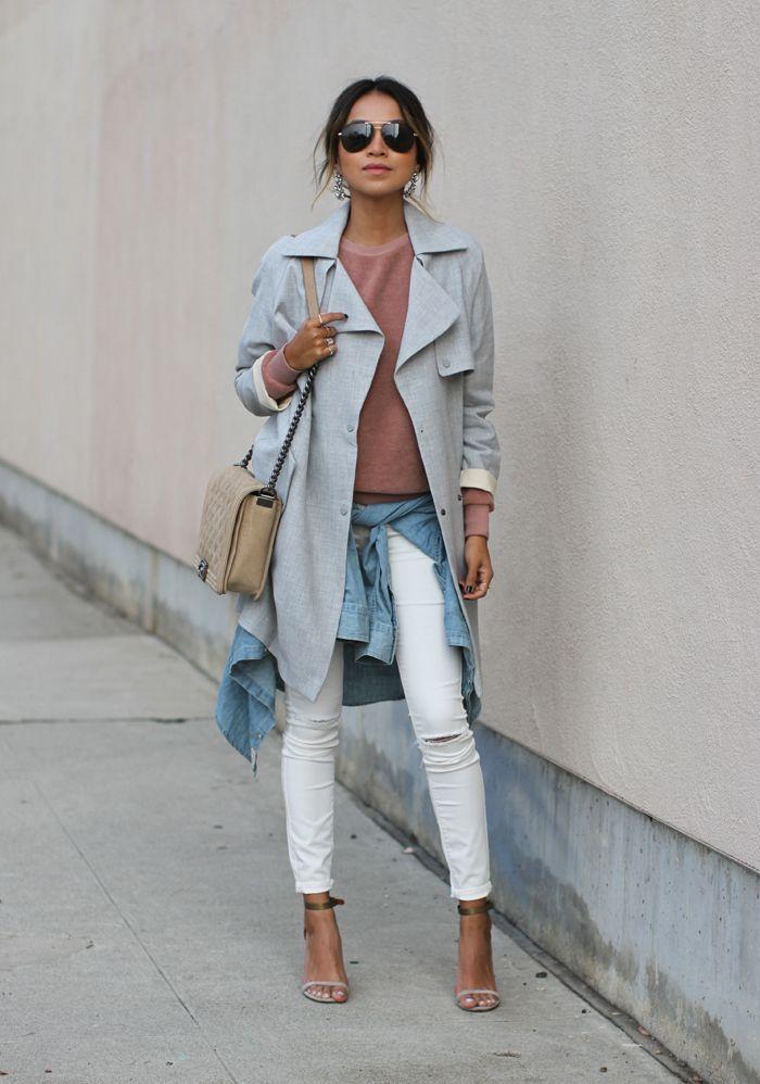 Trendy Lagen-Look #pintowingofeminin