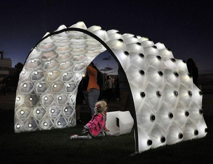 Solaire octet Pavilion par DesignLabWorkshop