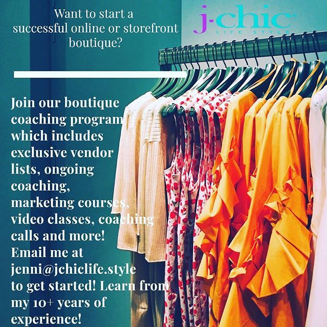 So People Have Asked Me For Years How I Am So Successful In The Fashion Style World And I M Finally Listening To Where I M Coaching Program Success My Boutique