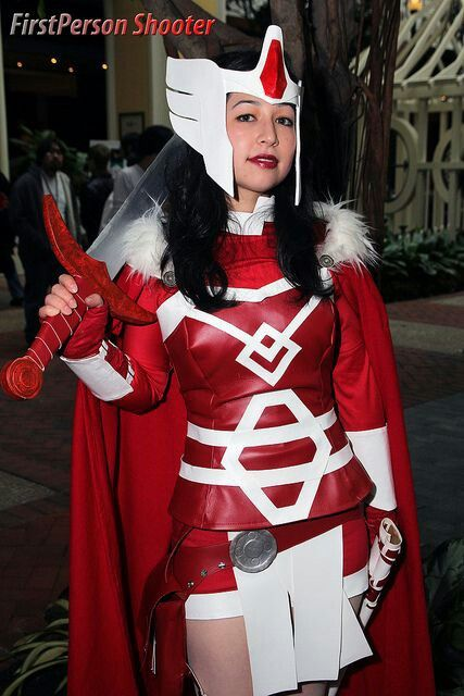 lady sif thor 2 cosplay - photo #8