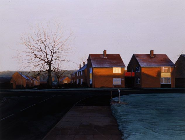 George Shaw, 'Ash Wednesday: 7am', 2004-5