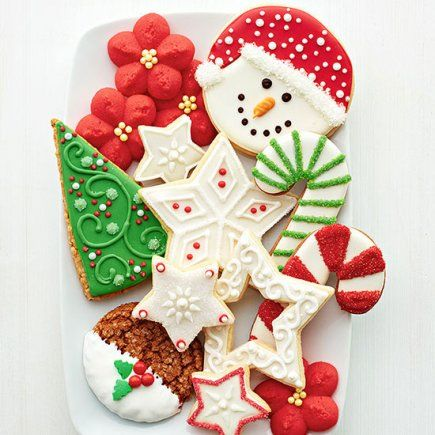 Learn how to make the fun Christmas cookies from our December issue—perfect to take to any party or cookie swap.